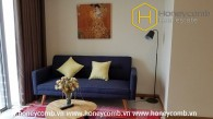 Elegent with 2 bedrooms apartment in Vinhomes Central Park for rent