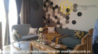River view with 1 bedrooms apartment in Vinhomes Central park