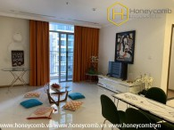 Japanese style with 1 bedroom apartment in Vinhomes Central Park