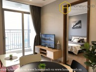 Beautiful stylish 2 bedroom apartment in Vinhomes Central Park