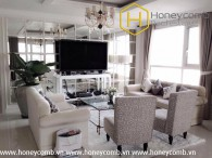 Magnificent with 3 bedrooms apartment in Xi Riverview