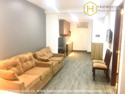 Nice furnished 1 bedroom in Serviced apartment