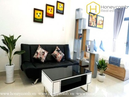 Beautiful decoration 3 bedroom in Serviced apartment