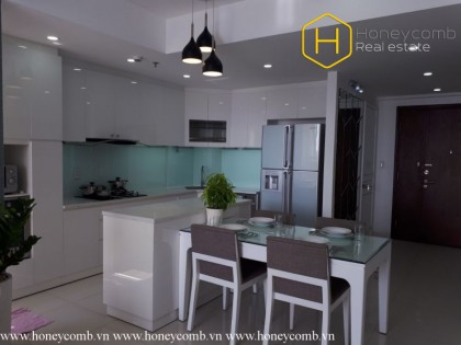 2 bedroom fully furnished and fully furnished for rent in Tropic Garden
