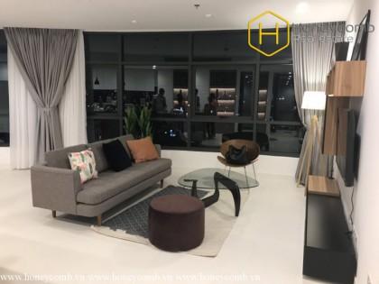 Delightful and enchanting 3 bedrooms apartment in City Garden