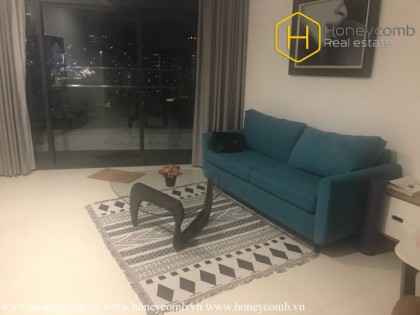 Cozy and cheerful 1 bedrooms apartment in City Garden