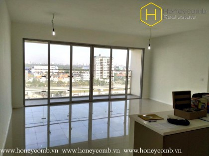 The Estella Heights 3 bedroom apartment with nice view