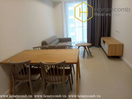 Elaborate apartment with 1 stunning bedrooms in Gateway Thao Dien