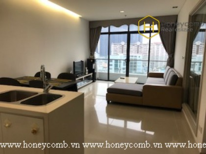 Urban-style apartment with 1 bedrooms in City Garden Binh Thanh