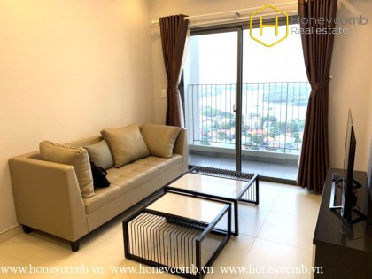 Contemporary fully furnished 2 bedroom apartment in Masteri Thao Dien