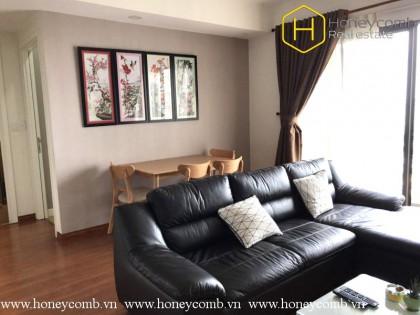 Wonderful! 3 bedroom apartment with high floor in Masteri Thao Dien