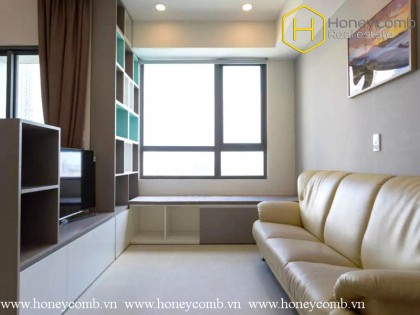 Substantial and adorable 2 bedroom apartment in Masteri Thao Dien