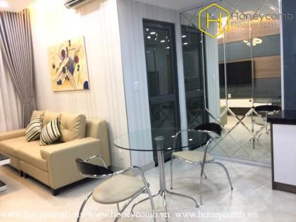 Wonderful 1 bedroom apartment in Masteri Thao Dien