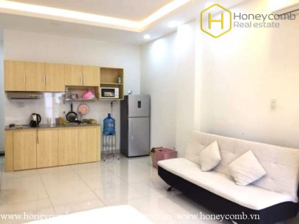 Serivced apartment 1 bedroom for rent