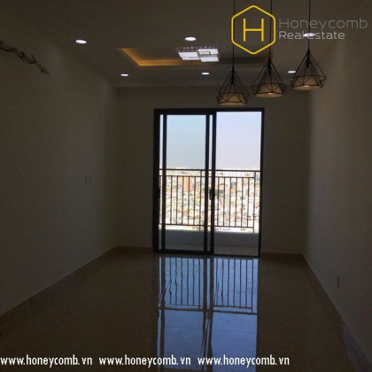 Unfurnished 2 bedrooms apartment with city view in Wilton Tower