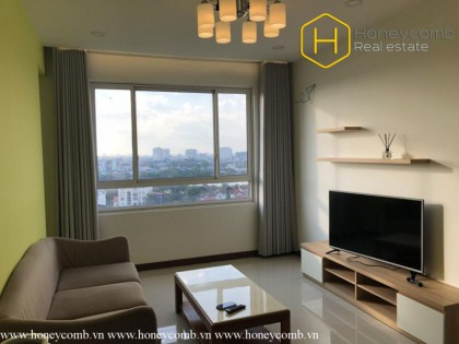 Two bedroom luxury apartment for rent in Tropic Garden