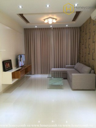 Classy high-storey 2 bedrooms apartment in Tropic Garden
