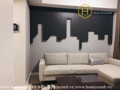 For rent luxury 1 bedroom The Gateway Thảo Dien