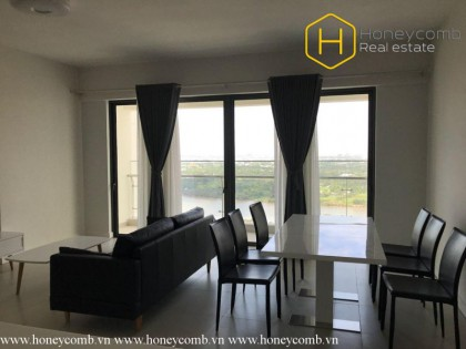 Convenient 2 bedrooms with a beautiful view from Gateway Thao Dien
