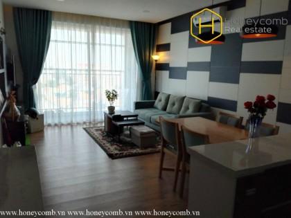 Ingenious and elegant 2 bedrooms apartment in Tropic Garden