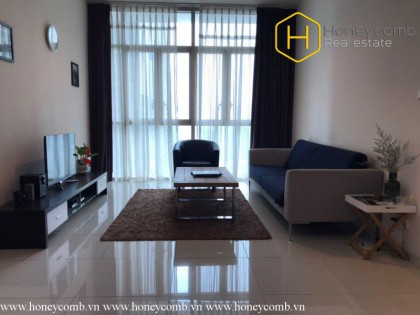 Charming apartment with 2 commodious bedrooms in The Vista An Phu
