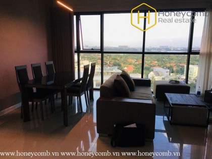 Graceful 3 bedrooms apartment with full feature in The Ascent Thao Dien