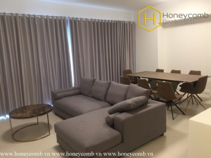 Substantial and adorable 3 bedrooms apartment in Gateway Thao Dien