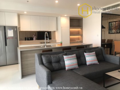 Fantastic city-view 3 bedrooms apartment in City Garden