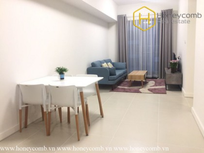 Lush contemporary 1-bedroom apartment in Gateway Thao Dien