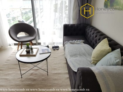 Fantastic city-view 2 bedrooms apartment in Gateway Thao dien