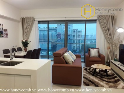 Substantial and adorable 2 bedrooms apartment in Gateway Thao Dien