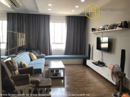 3 bedrooms fully furnished and spacious space in Tropic Garden for rent