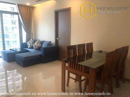 Commodious 3 bedroom apartment in Vinhomes Central Park