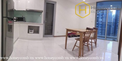 Classy high-storey 2 bedrooms apartment in Vinhomes Central Park