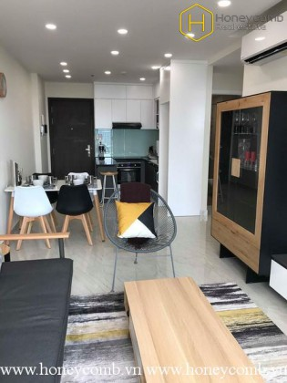Fully furnished 3 bedroom apartment for rent in Wilton Tower
