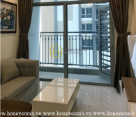 Simple & basic-furnished apartment for rent in Vinhomes