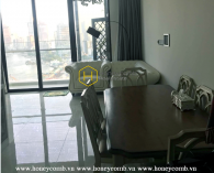 A modern living space peaceful situated in Vinhomes Golden River