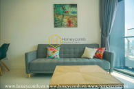 Open space contemporary-style 1 bedrooms apartment in City Garden