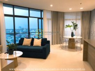 Your life will always be simple with this modern & convenient apartment in City Garden