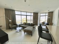 The apartment of your dream is now available in City Garden