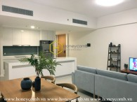 Let personalize your own home at this simple apartment in Gateway Thao Dien