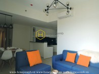 2 bedrooms apartment in Masteri for rent