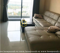 Wonderful 3 beds apartment with nice furnished in Masteri Thao Dien
