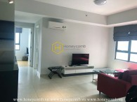 Simple apartment with basic furniture in Masteri Thao Dien