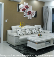 Masteri apartment three bedroom with river view for rent