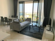 Fully-furnished apartment with affordable rental price in Nassim Thao Dien