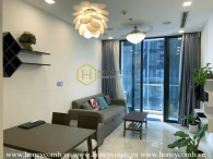 Urban Chic style apartment in Vinhomes Golden River – Beautiful, Modern & Convenient