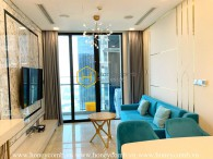 Good layout, Fabulous view apartment in Vinhomes Golden River