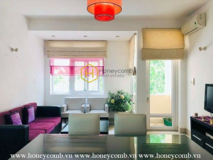 Welcome to this wonderful serviced apartment in Thao Dien, District 2 – Light filled charm – Deluxe design