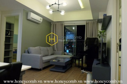 Masteri apartment 2 beds city view in for rent